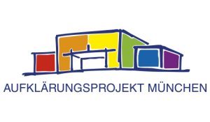 Logo Aufklärungsprojekt München e.V. transparent