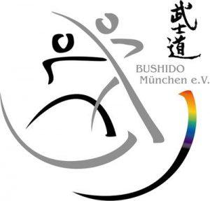 Logo Bushido Karteverein e.V. München schwul lesbisch