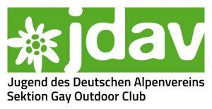 Logo GOC Jugendsektion DAV Gay outdoorclub Deutscher Alpenverein