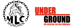 Logo MLC Underground München fetisch transparent