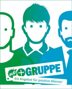 Logo SubPlusGruppe HIV Sub München