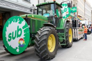 CSD Parade 2019 Sub München 5 - Copyright Mark Kamin