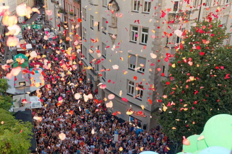 Hans-Sachs-Straßenfest Sub München 2019 1 - Copyright Mark Kamin