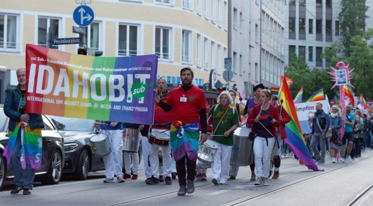 Idahobit 2019 Sub S'AG München 3 -Copyright Mark Kamin