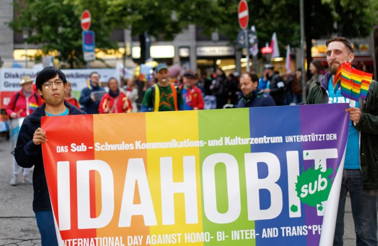 Idahobit 2019 Sub S'AG München -Copyright Mark Kamin