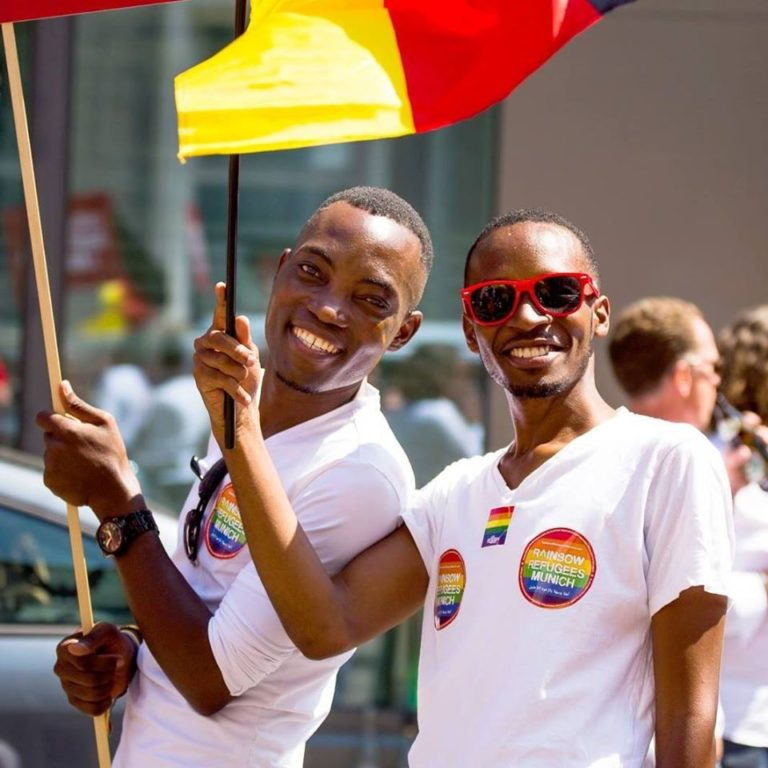 Refugees Rainbow Munich Sub CSD Gay Pride 2018 VII