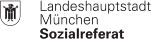 Logo Landeshaupstadt München Sozialreferat