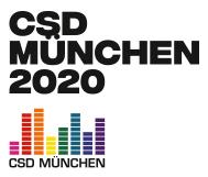 csd München 2020 logo
