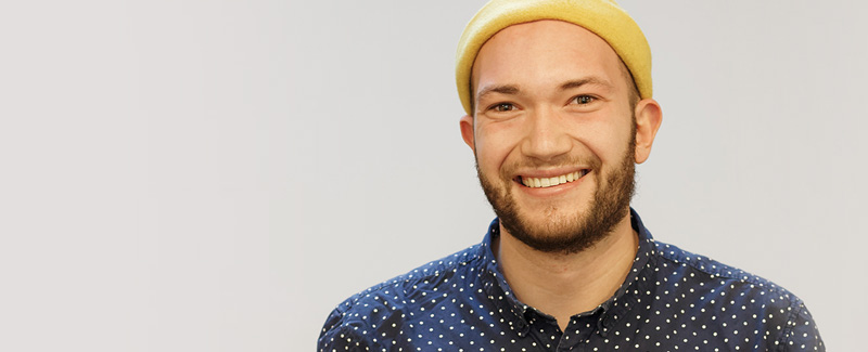 Luca Mühlmeier - headshot, horizontal